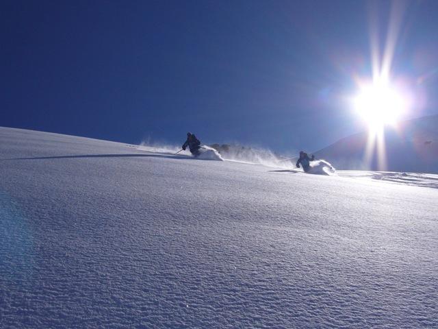 Ski Breezy Chamonix