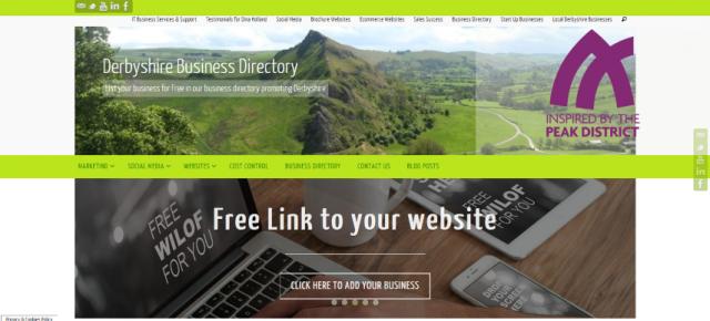 Derbyshire Business & Derbyshire Retail Help