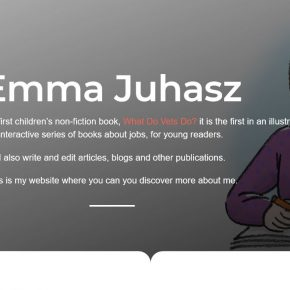Emma Juhasz - Childrens Author and Writer