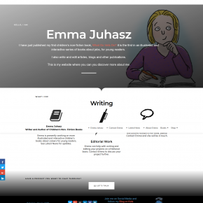 Emma Juhasz website