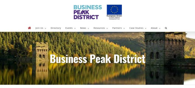 Business Peak District / Inspired by the Peak District